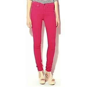 Urban Outfitters BDG Pink Skinny Stretch Jeans 28